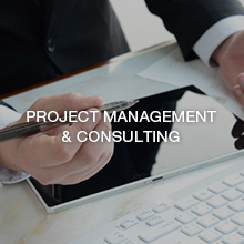 PROJECT MANAGEMENT & CONSULTING